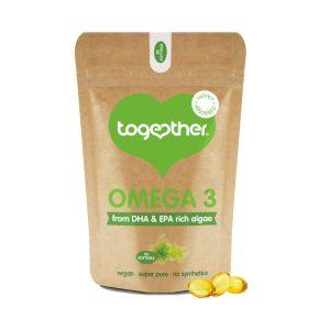Algae Omega 3 - 30 Softgels