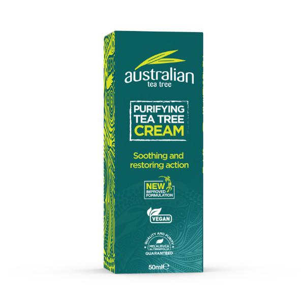 Australian Tea Tree Purifying Cream – 50ml