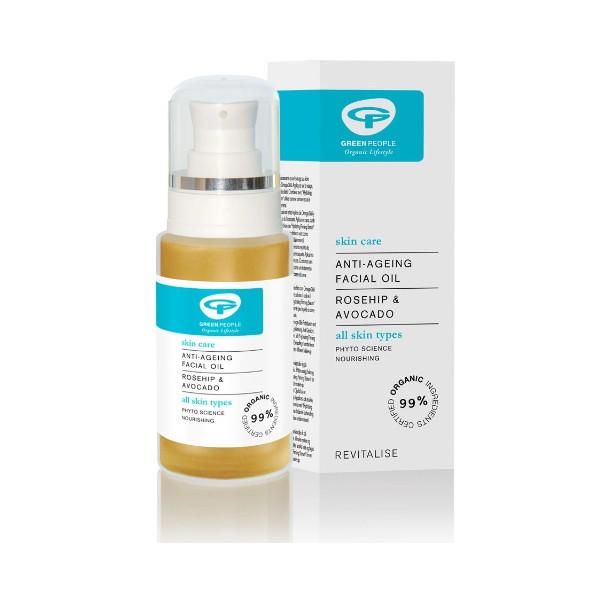 Anti Aging Facial Oil - 30ml