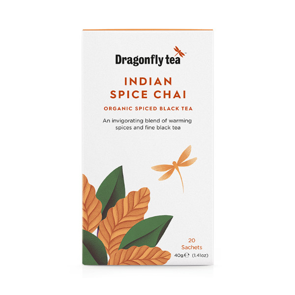 Indian Spice Chai - Organic Black Tea