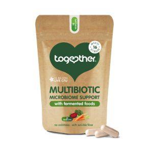 Multibiotic Microbiome Support - 30 Capsules
