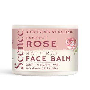 Natural Face Balm - Rose