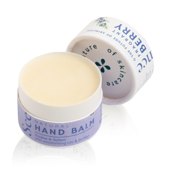 Natural Hand Balm - Fragrant Berry