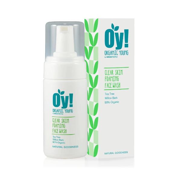 Clear Skin Foaming Face Wash - 100ml