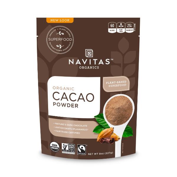 Organic Cacao Powder - 227g