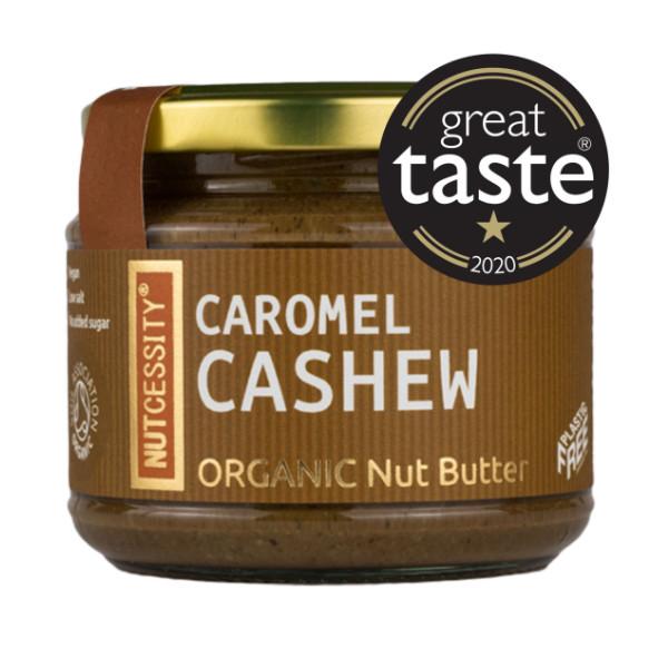 Organic Caromel Cashew Butter - 180g