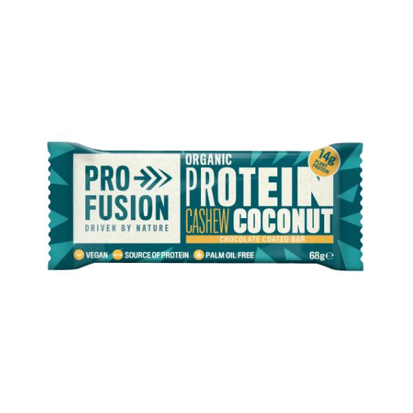 Organic Cashew Coconut Protein Bar