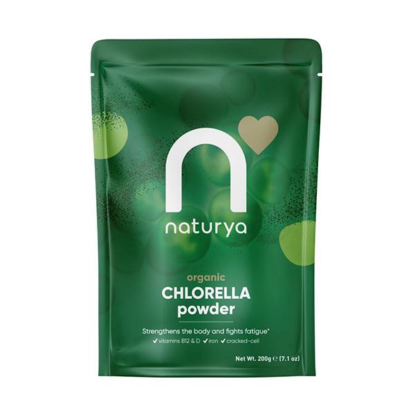 Organic Chlorella Powder 200g