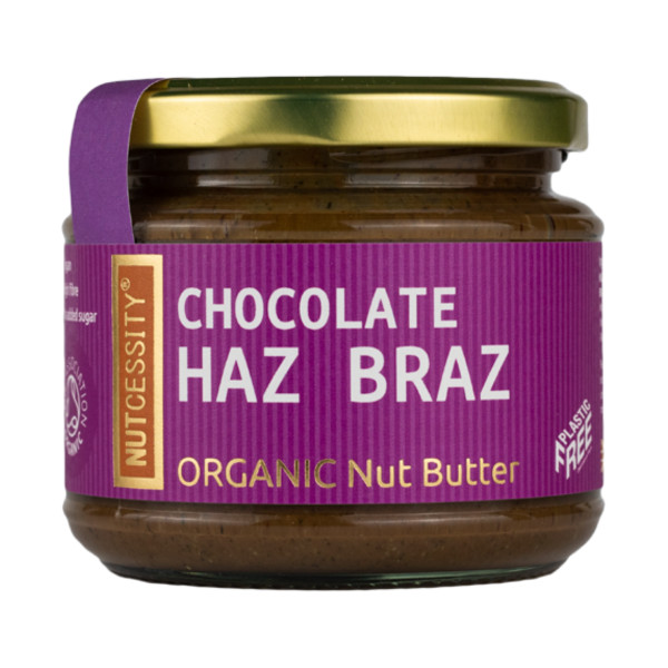 Organic Chocolate Hazelnut Butter - 180g