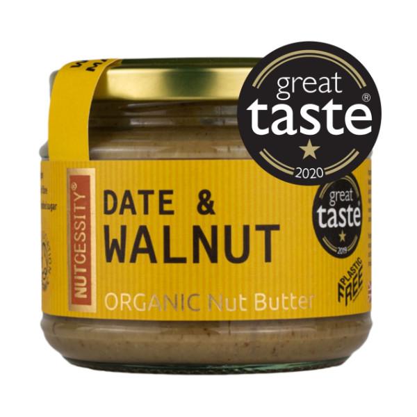 Organic Date & Walnut Butter - 180g