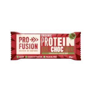 Organic Double Choc Brownie Protein Bar