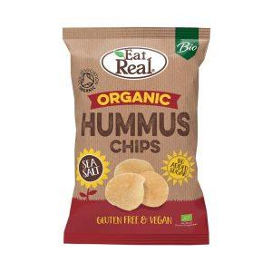 Organic Hummus Chips - 100g