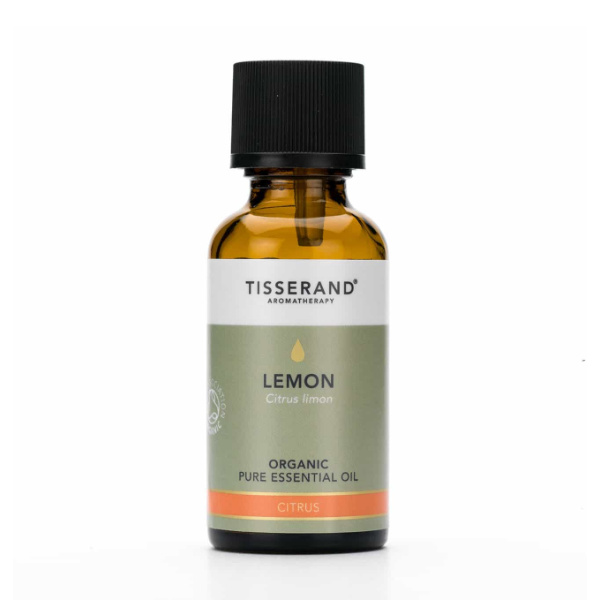 Organic Lemon Essential Oil - 30ml