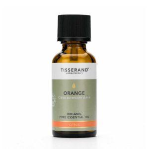 Organic Orange Essential Oil - 30ml