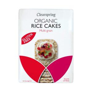 Organic Rice Cakes - Multigrain