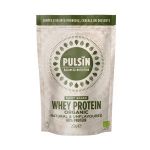 Organic Whey Protein Powder - 250g