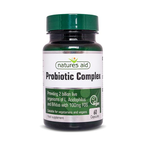 Probiotic Complex 60 Capsules