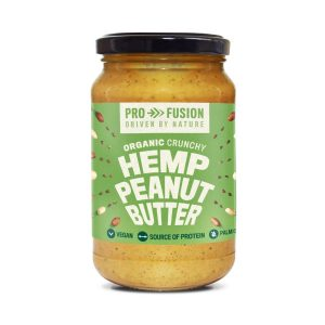 Organic Hemp Peanut Butter