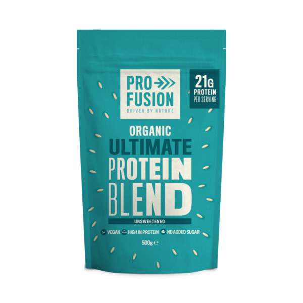 Organic Ultimate Protein Blend