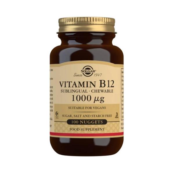 Vitamin B12 1000 µg Nuggets