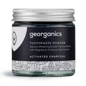 Toothpaste Powder - Activated Charcoal