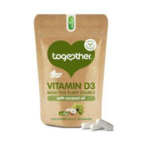Vegan Vitamin D3 - 30 Capsules