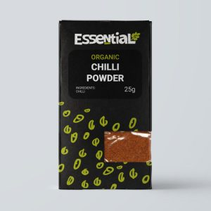 Organic Chilli Powder - 25g