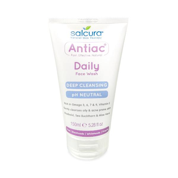 Antiac Daily Face Wash - 150ml